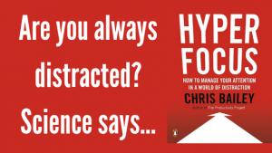 Hyperfocus book summary