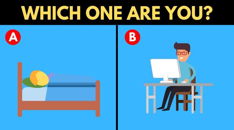 Two Types of Procrastination